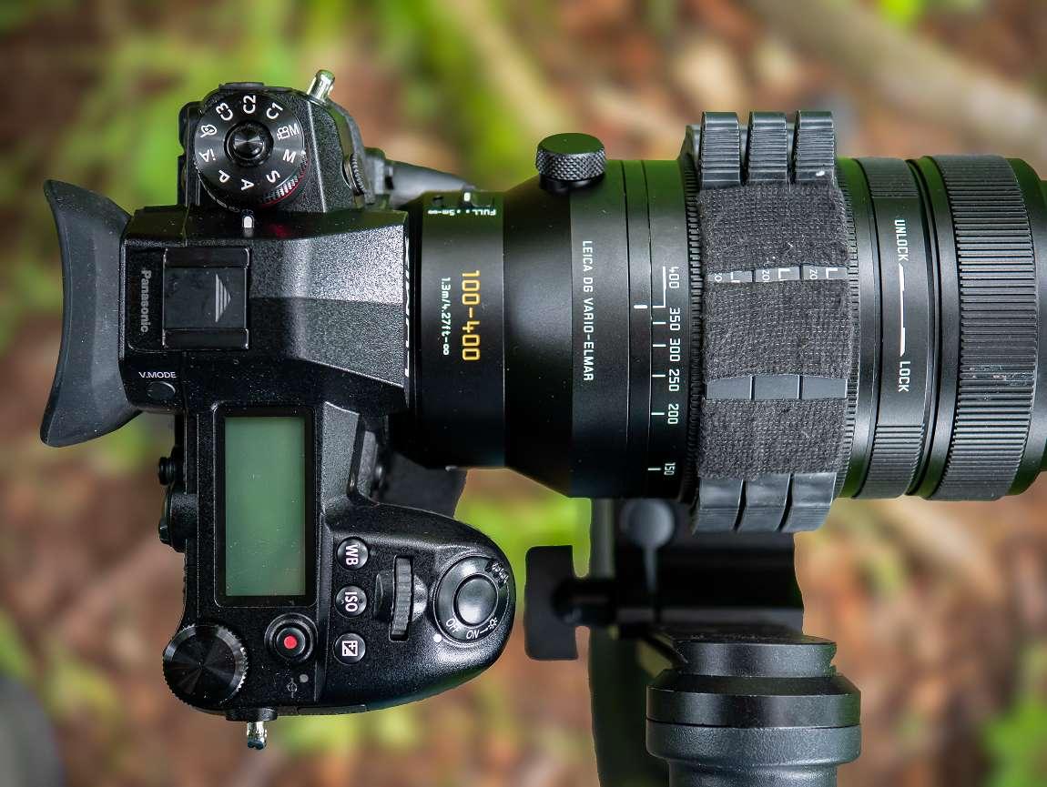 Fototechnik beherrschen lernen, hier: Panasonic G9 mit PanaLeica 100-400