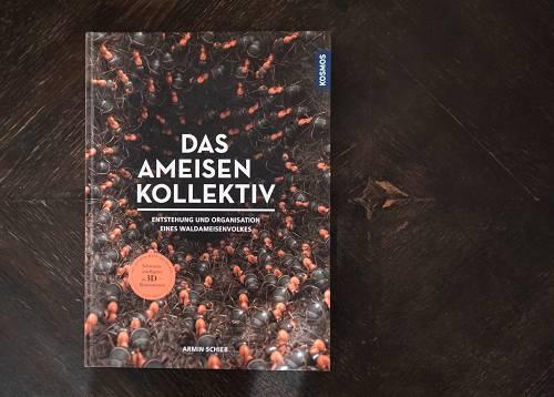 Das Ameisenkollekti aus dem Kosmos Verlag