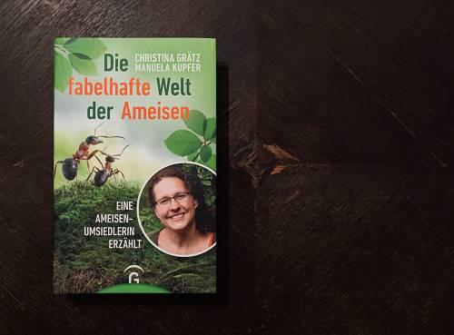 Die fabelhafte Welt der Ameisen aus dem Gütersloher Verlagshaus